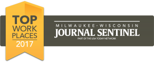 Milwaukee Journal Sentinel's Top Work Places 2017