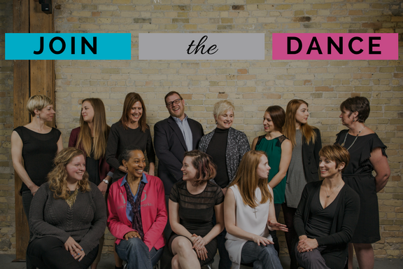 4235e58f3004a Meet the Danceworks team! Learn what makes us tick – why we joined the dance,  and what we love about our great city.