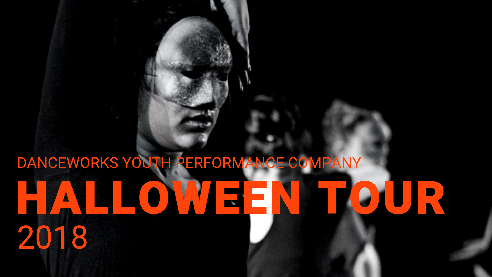 danceworks youth performance companys haunted halloween tour